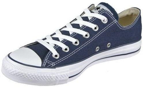all star converse azules